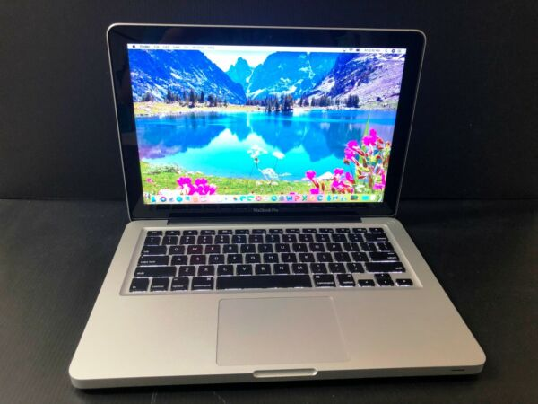 Apple Macbook Pro 13 UPGRADED i5 8GB RAM 500GB SSD 2 Years Warranty