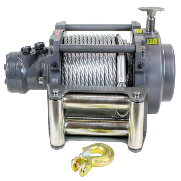 Detail K2 Warrior 15000NH 15000 LB Hydraulic Winch
