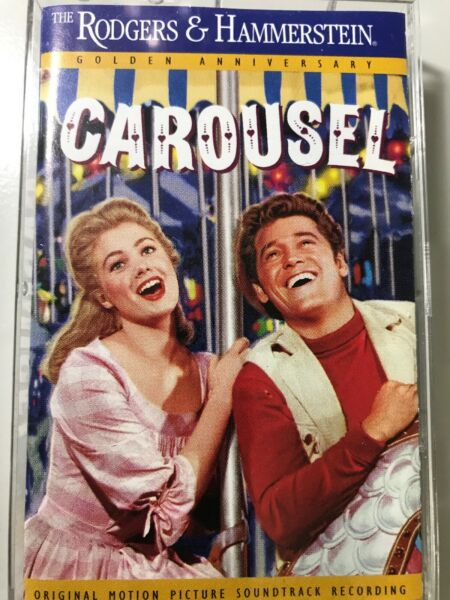 Carousel Rodgers amp; Hammerstein Cassette Tape Original Motion Picture Soundtrack
