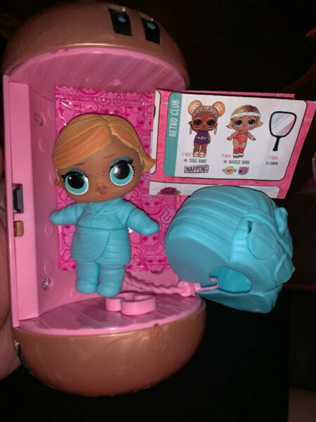 LOL Surprise Doll BOOGIE BABE Series 4 Under Wraps NEW Authentic MGA Sealed Bags