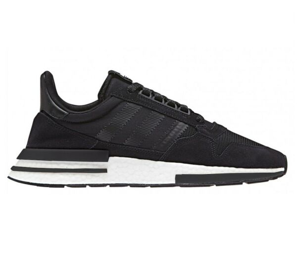 Adidas Originals ZX 500 RM Boost Core Black Lifestyle Sneakers B42227