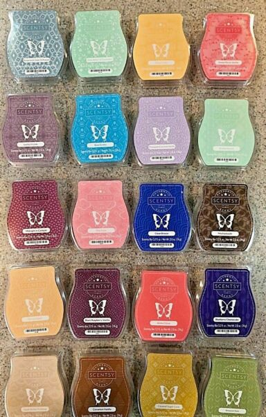 Scentsy Bars~Wax melts~you pick scent~$8.50~Free shipping :)
