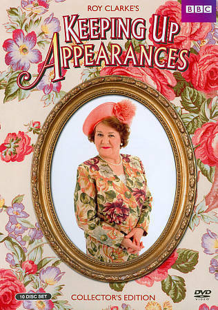 Keeping Up Appearances: Collector's Edition (DVD 10-Disc Set) Complete Series