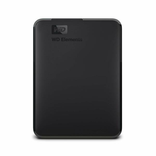 Western Digital 2TB Elements Portable External Hard Drive - USB 3.0 - WDBU6Y0020