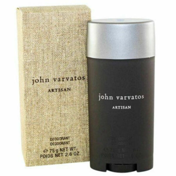 Artisan for Men by John Varvatos Deodorant Stick 2.6 oz - New in Box