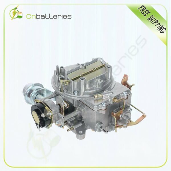 New Two 2 Barrel Carburetor Carb 2100 For Ford 400 302 351 Cu Jeep Engine 2150 $81.49