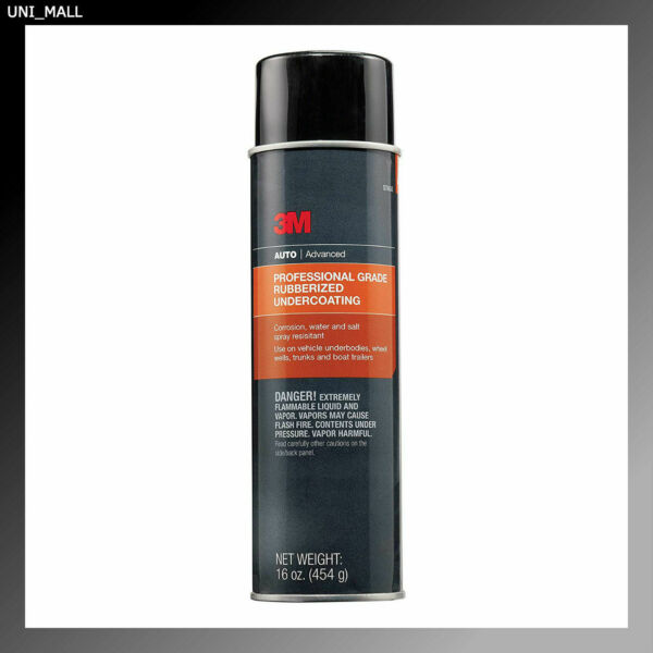 3M 03584 Professional Grade Rubberized Undercoating 16oz CAN