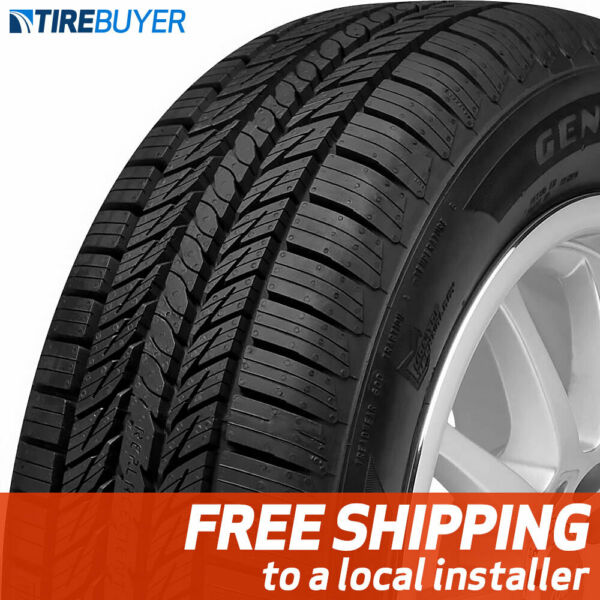 4 New 22565R17 102T General Altimax RT43 225 65 17 Tires