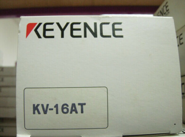 1PC NEW KEYENCE PLC MODULE KV-16AT