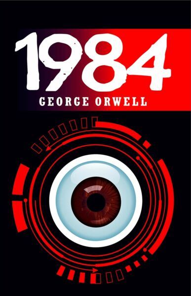 1984 by George Orwell Paperback New Free Shipping