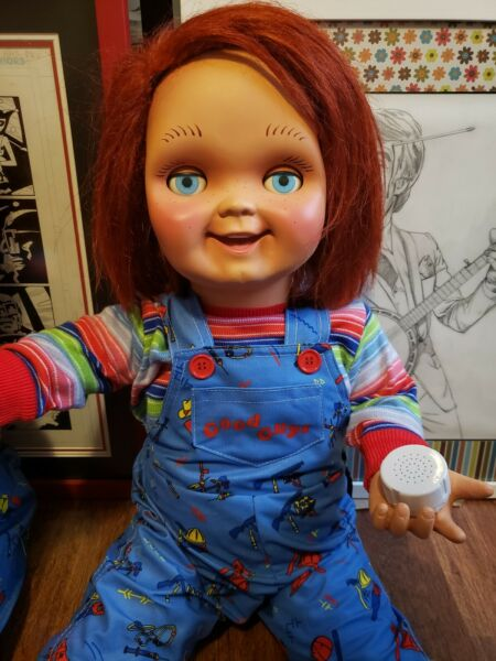 Small Sound Voice Box Module for Life Size Chucky Good Guy Doll to make him Talk
