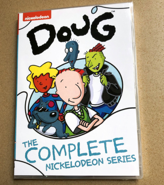 Doug The Complete Series Box Set Nickelodeon TV Show Collection DVD All Episodes