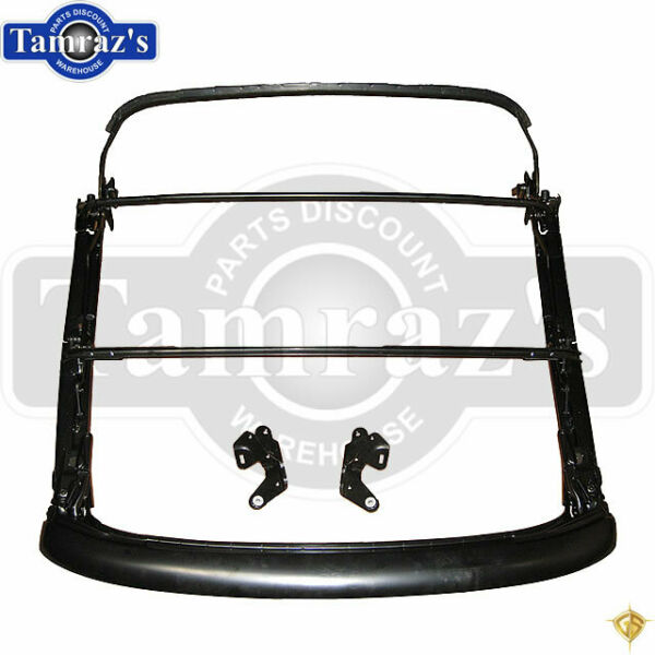 67-69 F-Body Convertible Top Frame Assembly  -  New  Legion Tooling