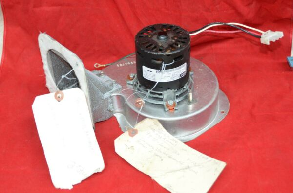 NOS Fasco 7021-10213 York Gas Furnace Exhaust Draft Inducer Blower Motor 2 Speed