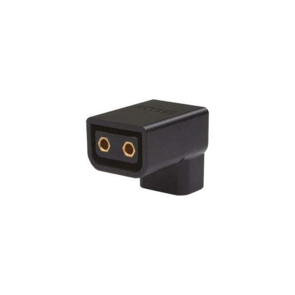 SWIT Electronics S-7105 90deg. D-tap Male to Female Connector