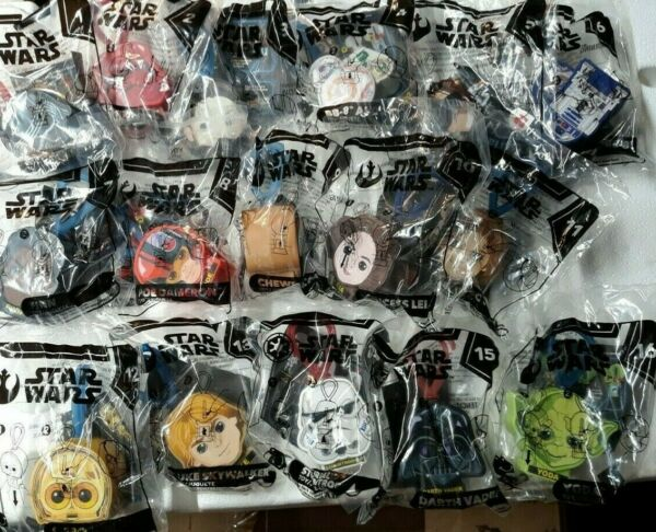 $2.49 PICK or BUY ALL 19 McDonald's Star Wars Rise of Skywalker Happy Meal Toys