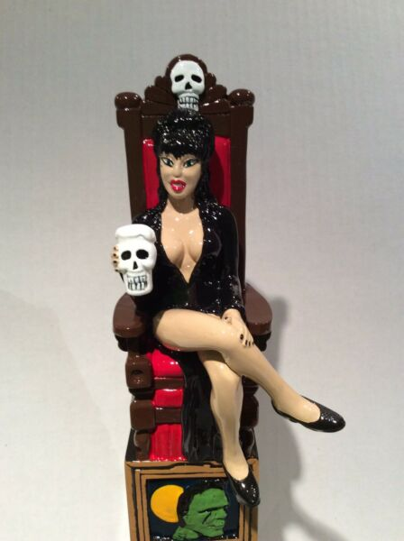 Beer Tap Handle - Elvira