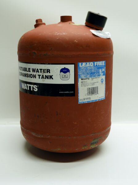 Watts DETA 5 Pressurized Potable Water Expansion Tank 3.5 gal Tank 0212026 $395.00
