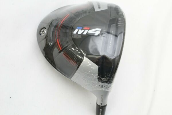 New Tour Issue Taylormade M4 9.5* Driver (Head Only) + Stamp WAdapter