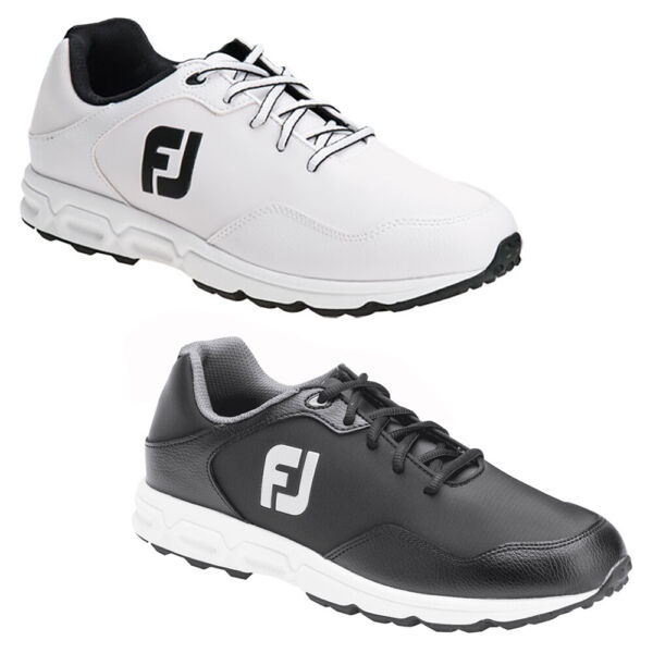 New Mens FootJoy Athletics Spikeless Closeout Golf Shoes - Pick Your Sz