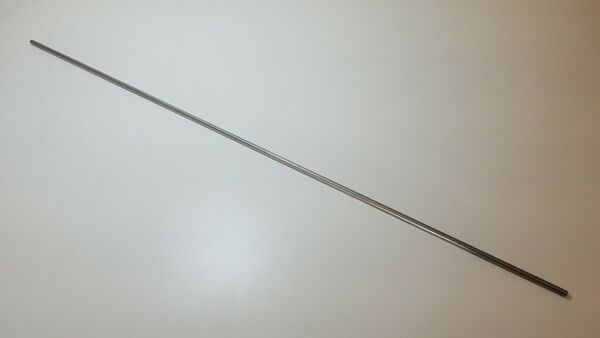 304 Stainless Steel 5 16quot; Round 36quot; long bar rod