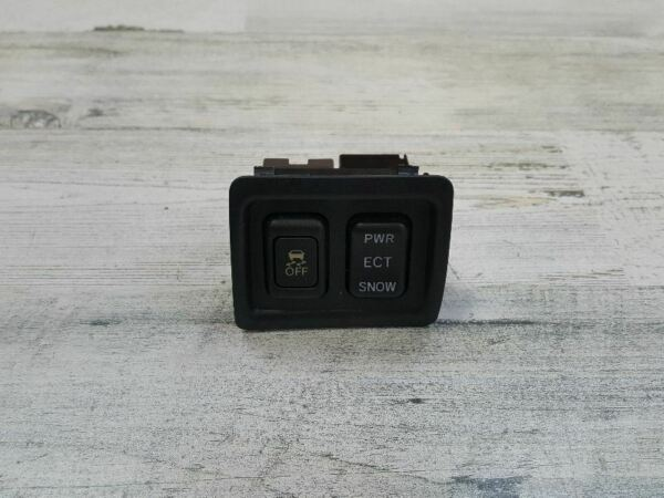 2009 LEXUS IS250 DASH TRACTION ECT POWER SNOW SWITCH OEM 76193
