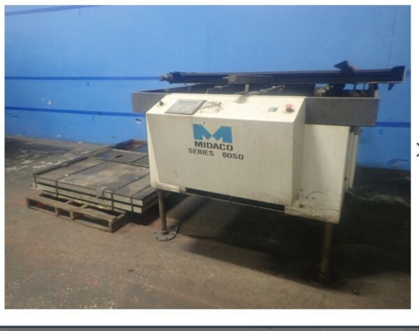 Midaco 6030SD Automatic Pallet Changer Haas Machining Center VMC