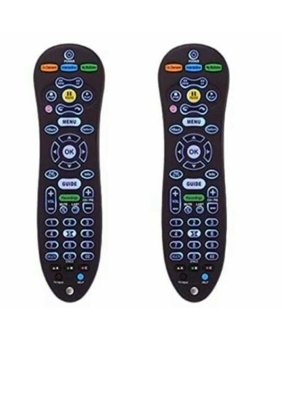 AT&T U-Verse S30 Universal Remote Control Blue Back Light S30-S1B Lot of 2