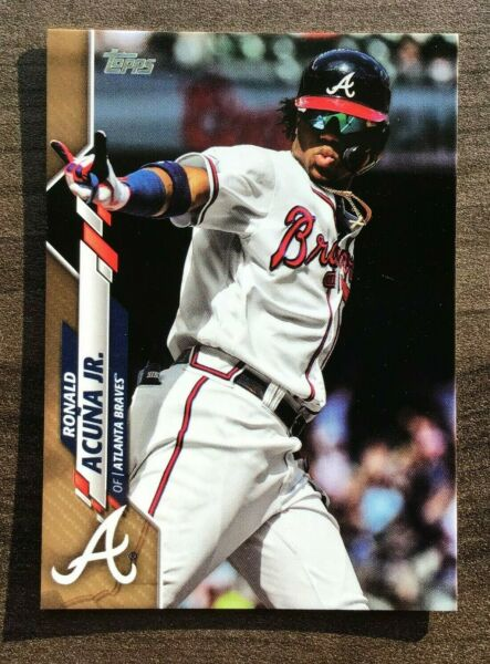 2020 Topps Series 1 Gold Parallel #'d2020 ~ Pick your Card