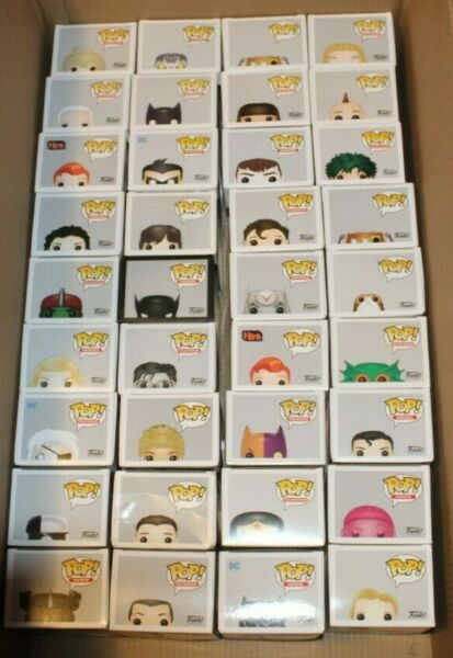 Funko Pop Huge Assortment Choose Your Own Shipping Combines Commons Exclusives