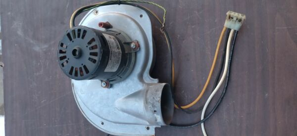 FASCO 7021-8735 1708-607 Draft Inducer Blower Motor Assembly