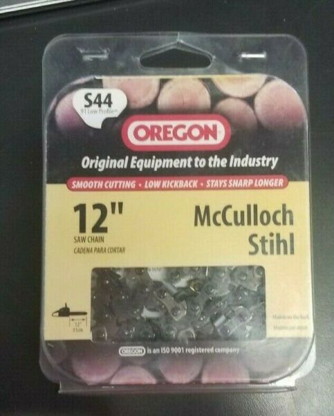 Oregon Replacement Cutting Chain for S44 Chain Saw 12