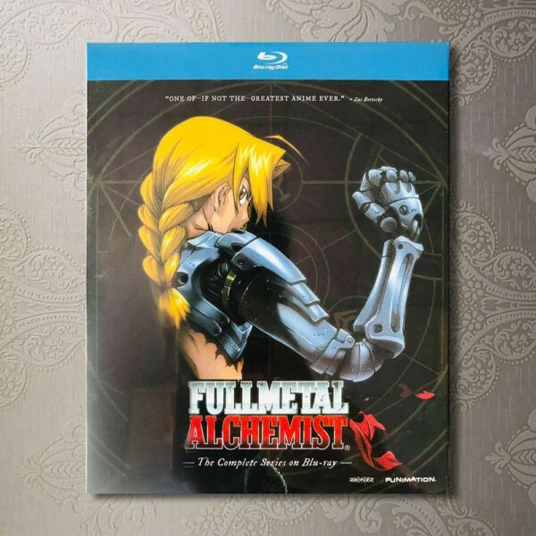 Fullmetal Alchemist: The Complete Series (Blu-ray). Brand New