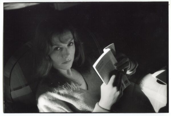 Willy Ronis - Isabelle Huppert - Proof Analogue Vintage 1994