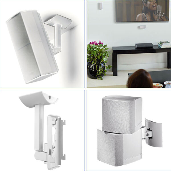 UB20 SERIES2 II Wall Ceiling Bracket Mount for Bose all Lifestyle CineMate White $16.48