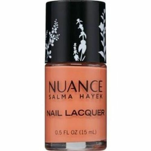 Nuance Salma Hayek Nail Lacquer #505 Coral Reef