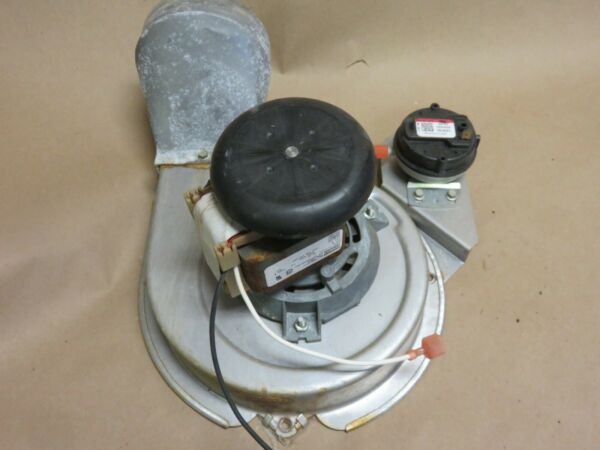 LENNOX DRAFT INDUCER FOR GAS FURNACES 31L5501 MOTOR# 7021 2975 $46.00