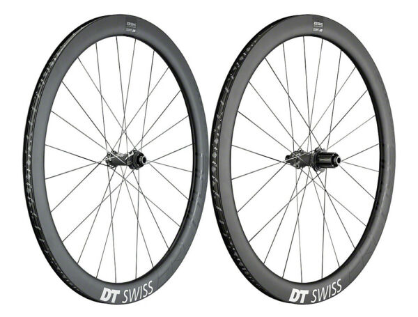 DT Swiss ERC 1400 Aero Racing Bike Wheels Convertible Hubs 12MM or QR Shimano