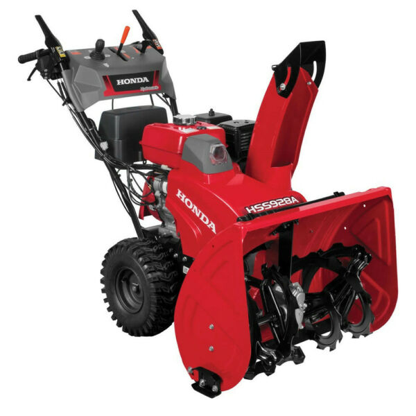 Honda HSS928AAWD 28 in. 270cc 2-Stage Electric Start Snow Blower 660820 New