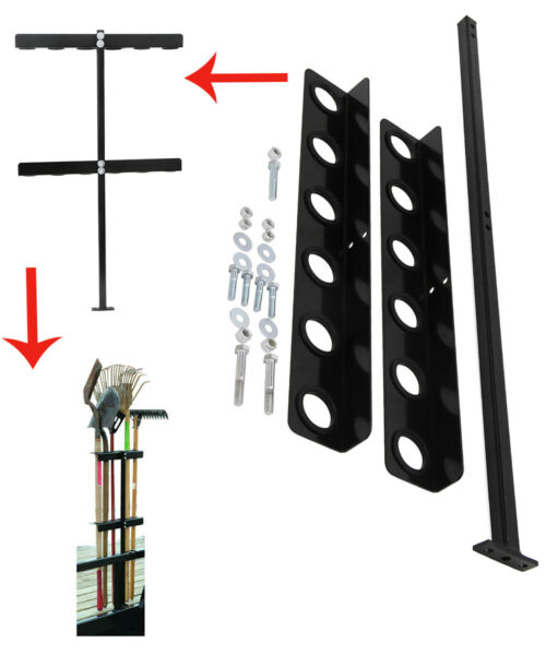 6 Tool Landscape for Truck amp; Trailer Rack $62.99