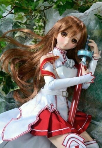 DD VOLKS Dollfie Dream Asuna Yuuki Sword Art Online SAO US seller