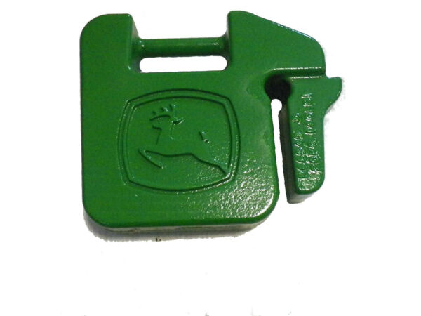 John Deere Original Equipment Weight #BG20029