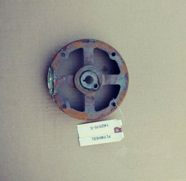 Original Toro Model 20371 Kohler Flywheel p n 1402510 s