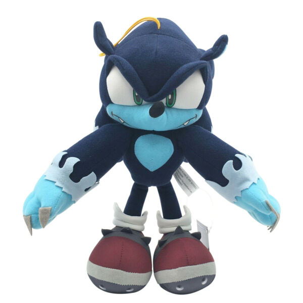 Werehog Sonic Plush Doll Figure Stuffed Animal Plushie Soft Toy Gift - 12 In $21.99
