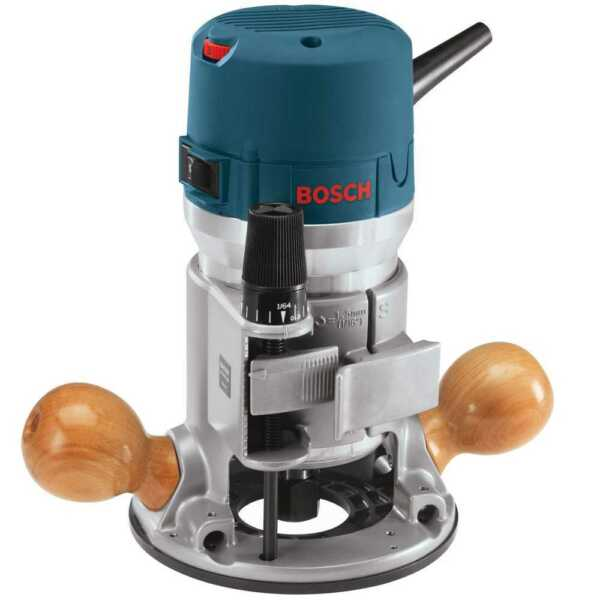 Bosch 1617EVS 46 2.25 HP Fixed Base Electronic Router
