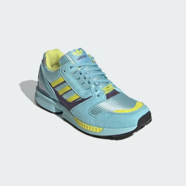 Adidas ZX 8000 Light Aqua Mens Shoes EG8784 Size 9.5 *SOLD OUT ON ADIDAS*