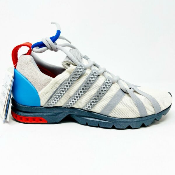Adidas Consortium Adistar Comp ADV Y2K White Grey Red BY9836 Mens Shoes