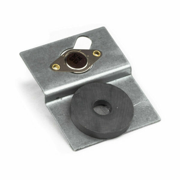 Selco Fireplace Blower Thermostat Limit Switch with Magnetic Mounting Bracket