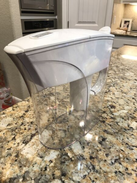 Brita Water Filtration Pitcher With 1 Filter
