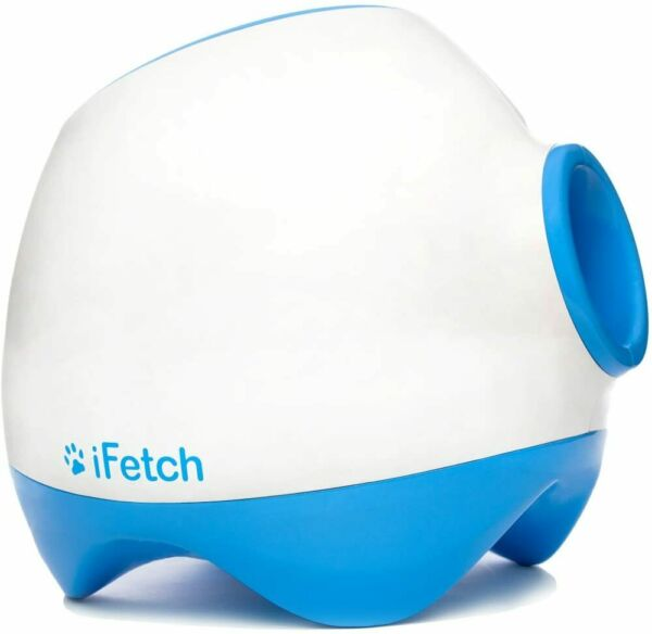 iFetch Too Automatic Ball Launcher for Large Dogs - Standard Size Tennis Balls
